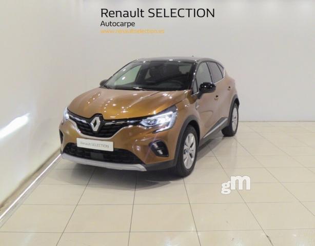 Renault captur zen e-tech híbrido enchufable 117kw