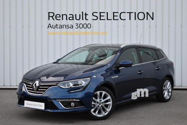 Renault megane sport tourer s.t. 1.3 tce gpf limite