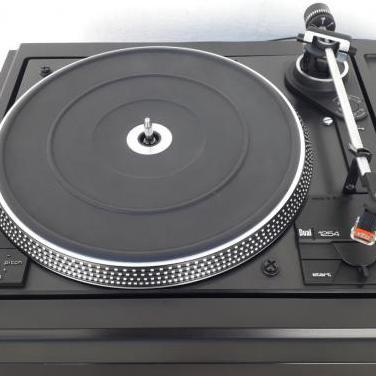 Tocadiscos dual cs-1254 (impecable)