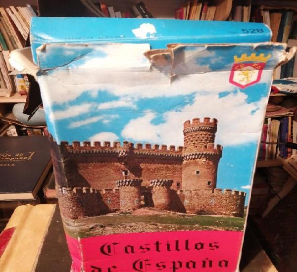 Unico castillos de españa cefa ref 528