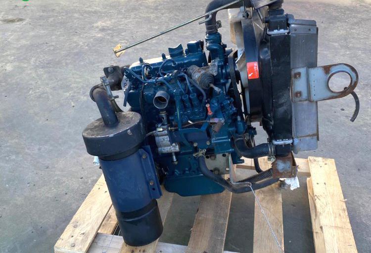 Venta de motor kubota d662 3cil en valencia
