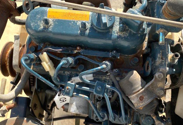 Venta de motor kubota d722 en valencia