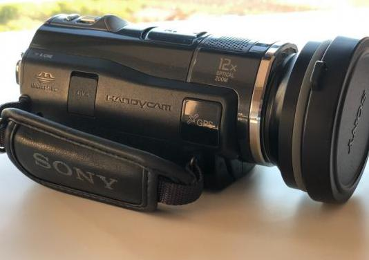 Videocámara hdr sony cx505ve gps