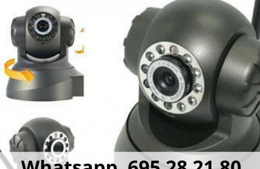Camara ip seguridad appb