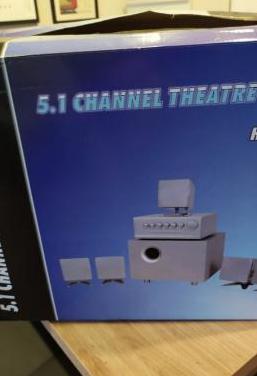 Home cinema nexa modelo hh 5419