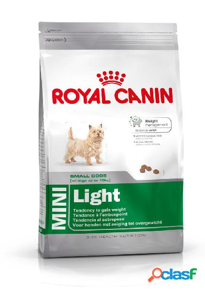 Royal canin mini light weight care 3 kg.