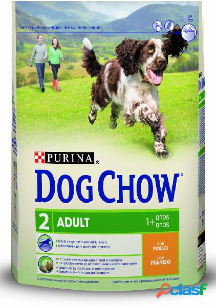 Dog chow adult pollo 14 kg.
