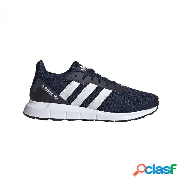 Adidas originals zapatillas de chico, talla 40 - fw1707 swift run rf j marino