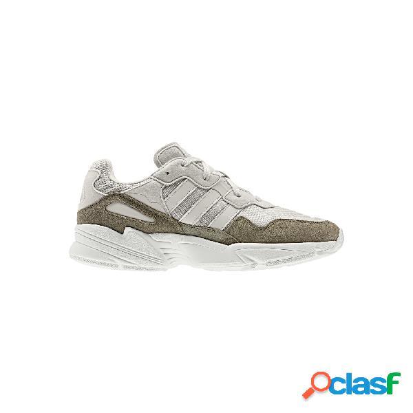 Adidas originals casual normal de hombre, talla 40m - ee7244 yung-96 blanco