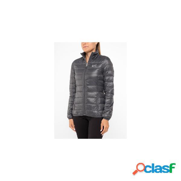 Emporio armani 7 chaquetas finas de mujer, talla m - 8ntb13tn12z down jacket gris oscuro