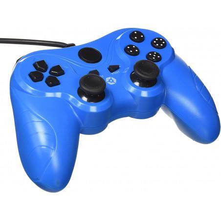 Mando con cable vx3 gioteck azul ps3