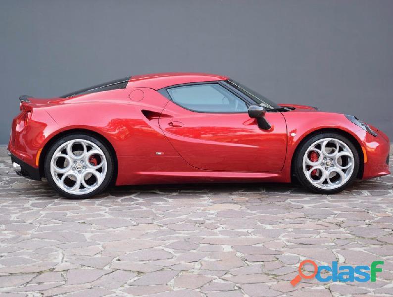 Alfa Romeo 4C 1750 TBi 4