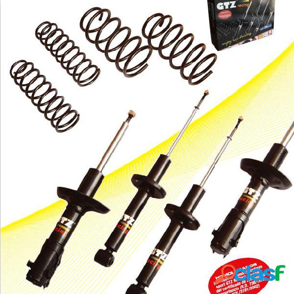 Kit suspension ford focus mk i. 1.4, 1.6, 1.8, 2.0, st (excl. diesel)