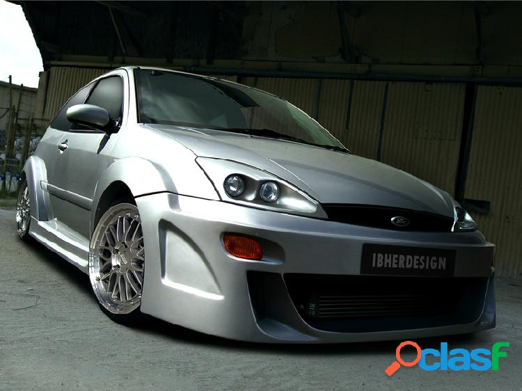 "Kit completo ford focus mk i ph 1 3drs ""zion wide"" (kit ensanchado)"