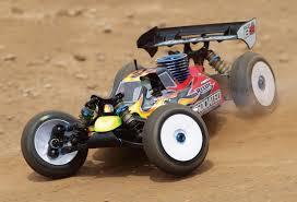 Academia rc nitro coches de prueba
