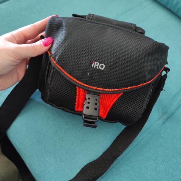 Bolsa mochila pequeña cámara reflex