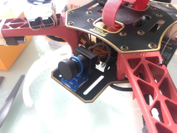 Dron dji f450 fpv