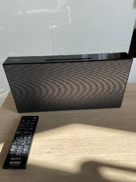 Equipo audio sony cmt-x3cd