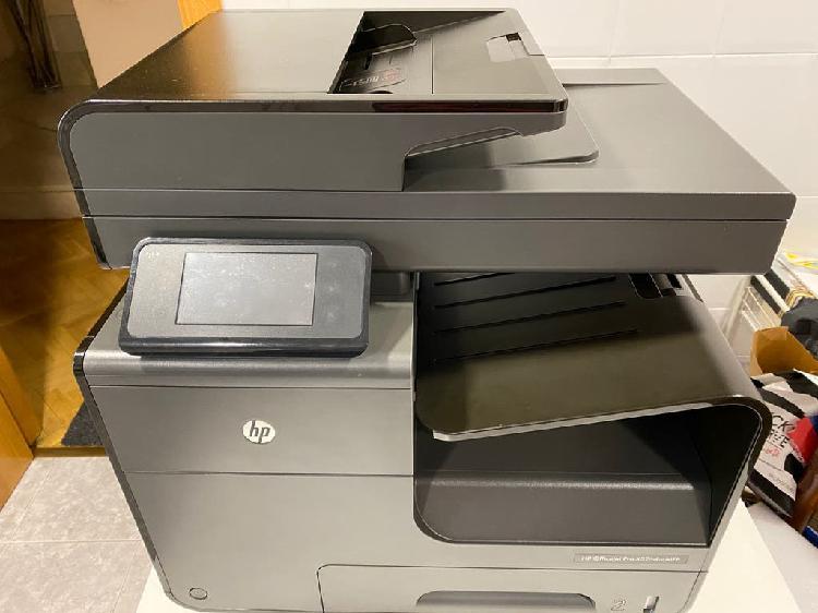 Impresora hp officejet pro x576dw mfp