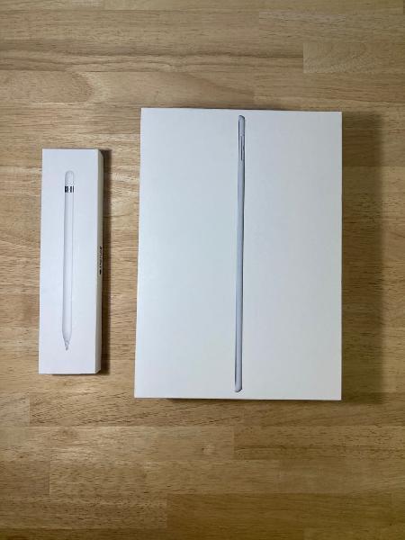 Ipad air 64gb, apple pencil y funda teclado.