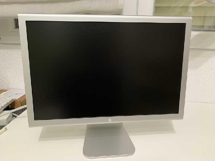 "Monitor apple cinema display 20"""