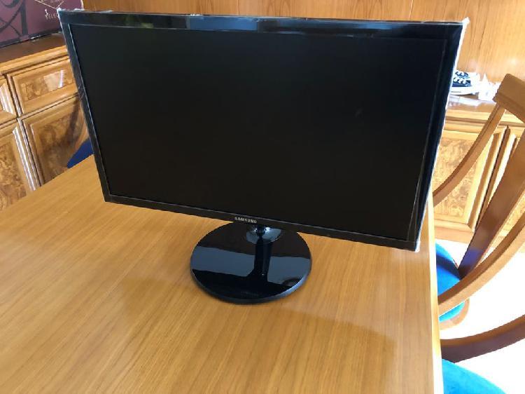 Monitor samsung full hd led 22 pulg modelo s22f350