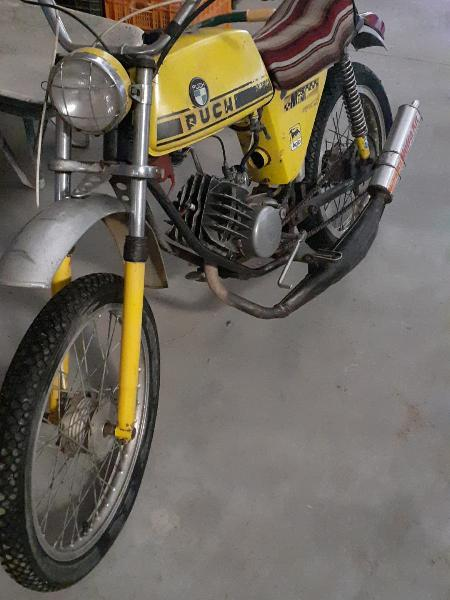 Puch minicross 50