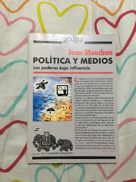 Política y medios