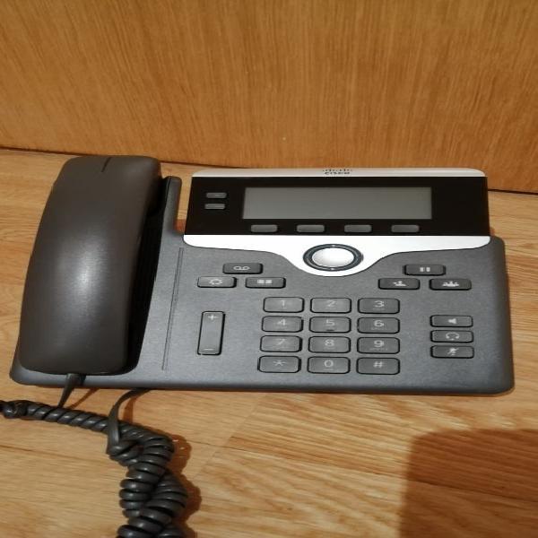 Teléfono cisco 7821
