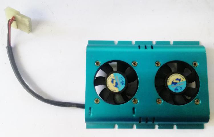 """Ventilador disipador calor hd 3.5"""" 1xmolex ide"""