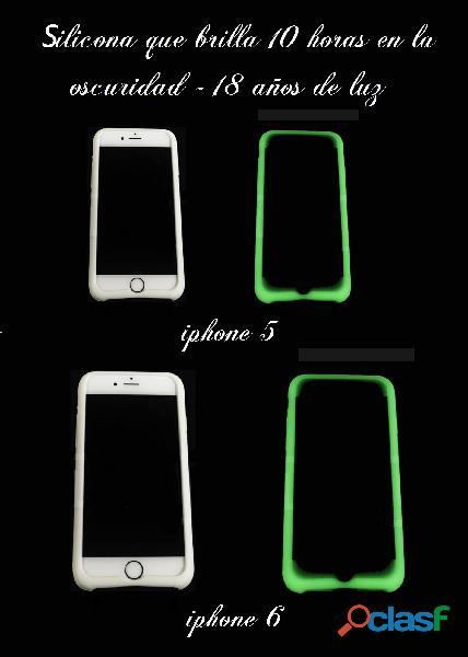 Carcasas luminosas para iphone 1