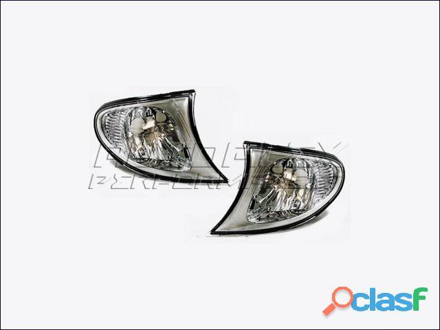 Intermitentes Blancos Delante BMW E46