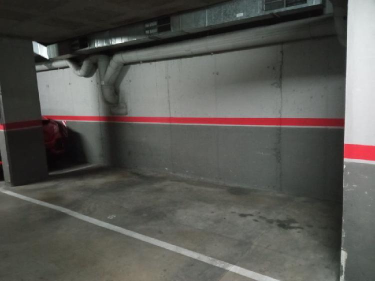Plaza parking alquiler o venta