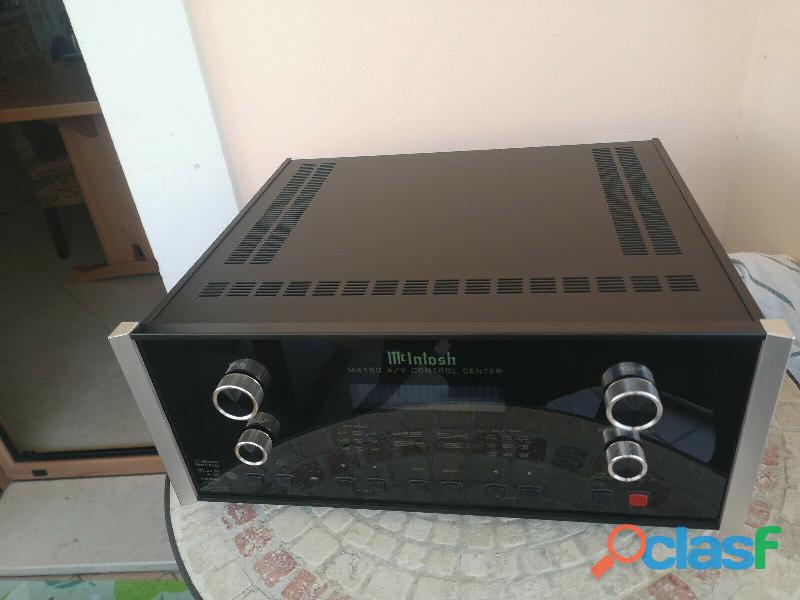 Procesador mcintosh mx 150 audiovideo dts hd dolby true