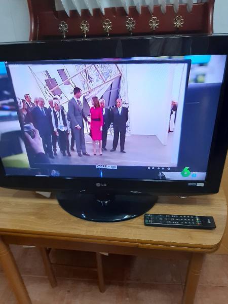 Televisor lcd de 32 pulgadas