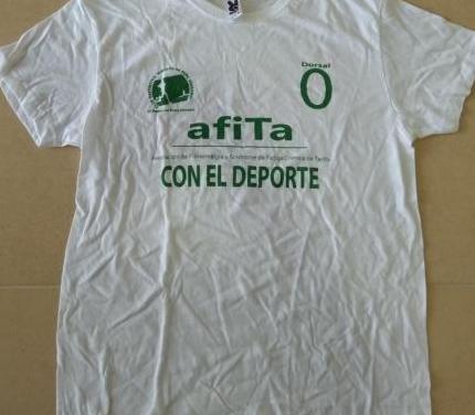 Camiseta algodon dor