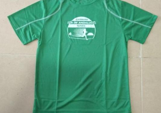 Camiseta tecnica and
