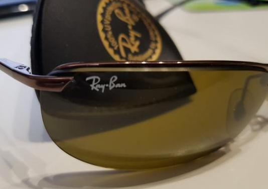 Gafas ray-ban sol unisex rb3390 marrones