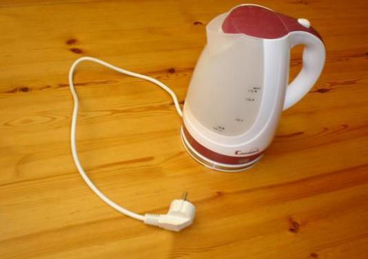 Hervidor eléctrico, 2200 watios