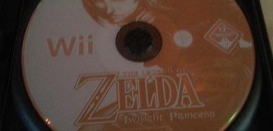 Juego wii original zelda twilight princess