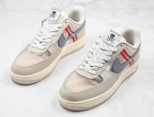 Nike air force 1 skull (beige)