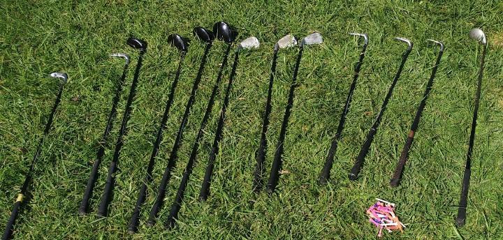 Palos de golf precio unidad segun modelo