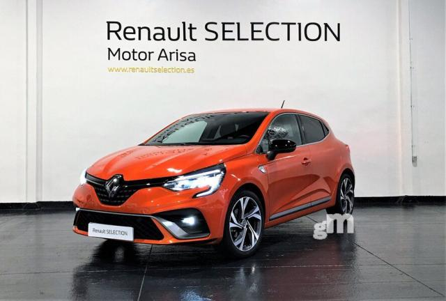Renault clio nuevo rs line tce 74 kw (100cv)