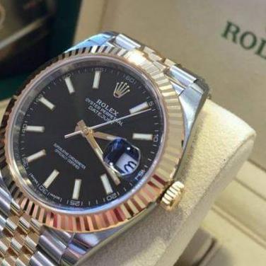 Rolex date just de mujer