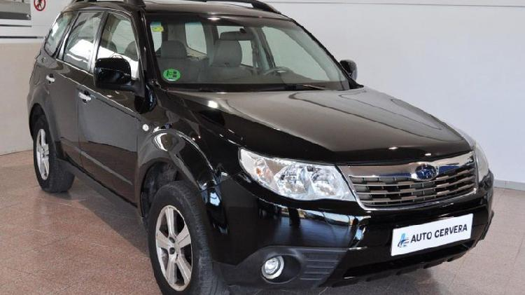 Subaru forester 2.0d xs limited plus