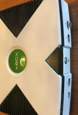 Xbox. 1 tb, 136 gam. b/white, retroarcade.
