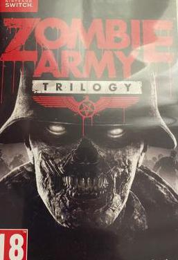 Zombie army trilogy nsw