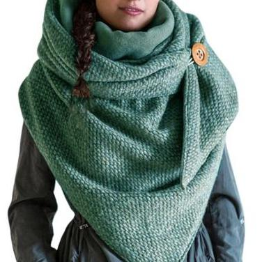 Cuello bufanda moda mujer