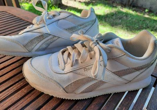 Zapatillas zapatos playeras reebok 36,5