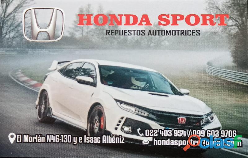 Honda Sport Repuestos y Accesorios Automotriz